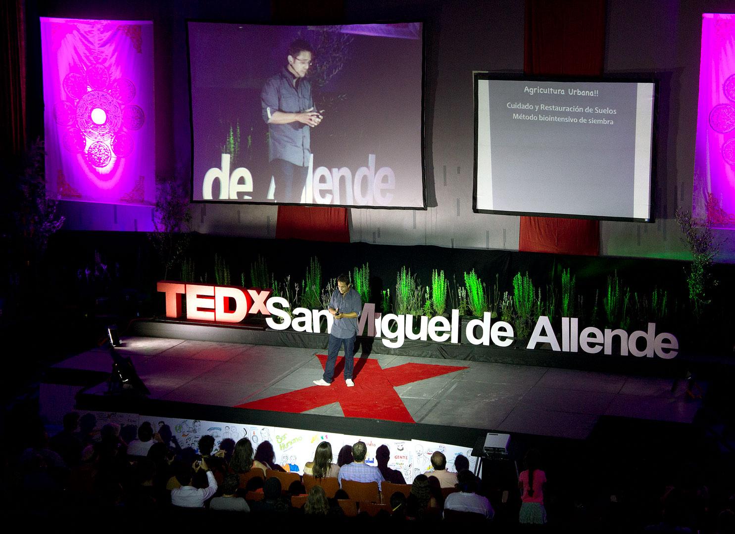 TEDxSMA2013